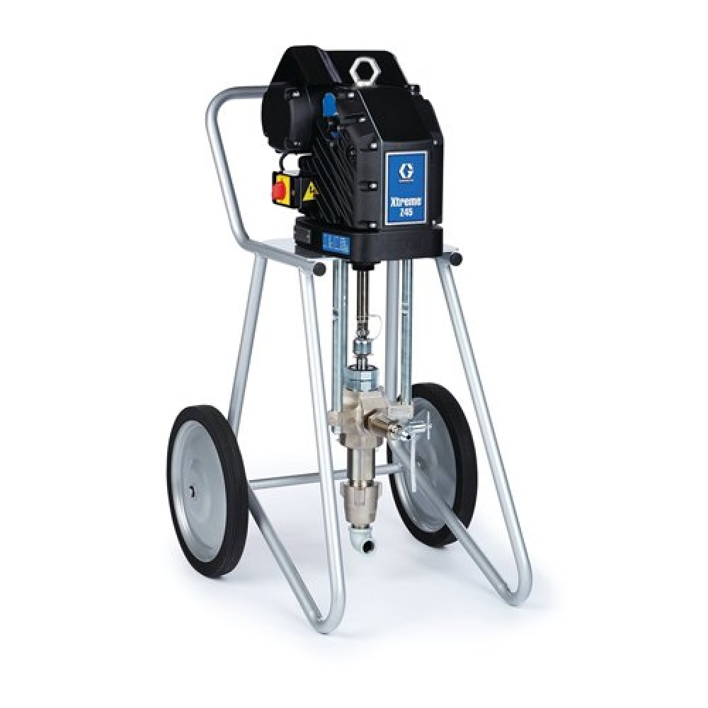 24X450 - Complete Z45 Electric High Pressure Airless Sprayer with Hose and Gun шүршигч төхөөрөмж