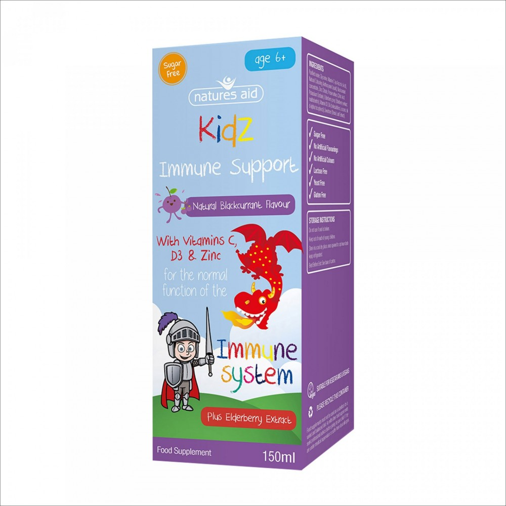 KIDZ IMMUN SUPPORT, 150 ML