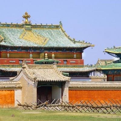MONGOLIA BUDDHIST MONASTERIES TOUR