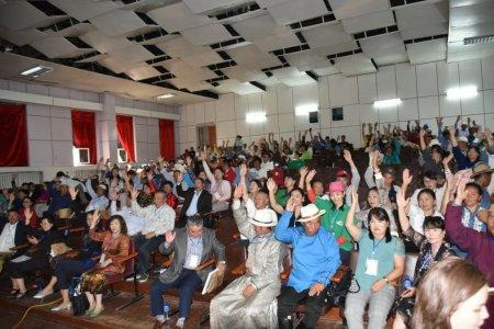 Монгол орны Бэлчээрийн үндэсний III форум Ховд аймагт зохиогдлоо