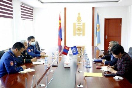 НҮБ-ын Монгол Улс дахь суурин зохицуулагч Тапан Мишраг хүлээн авч уулзлаа