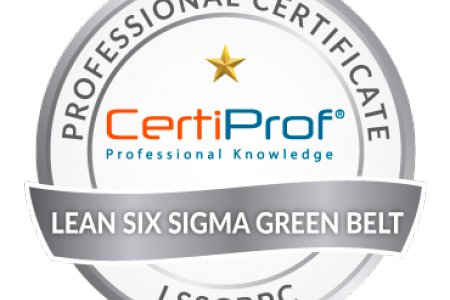 Lean Six Sigma Green Belt Professional Certificate