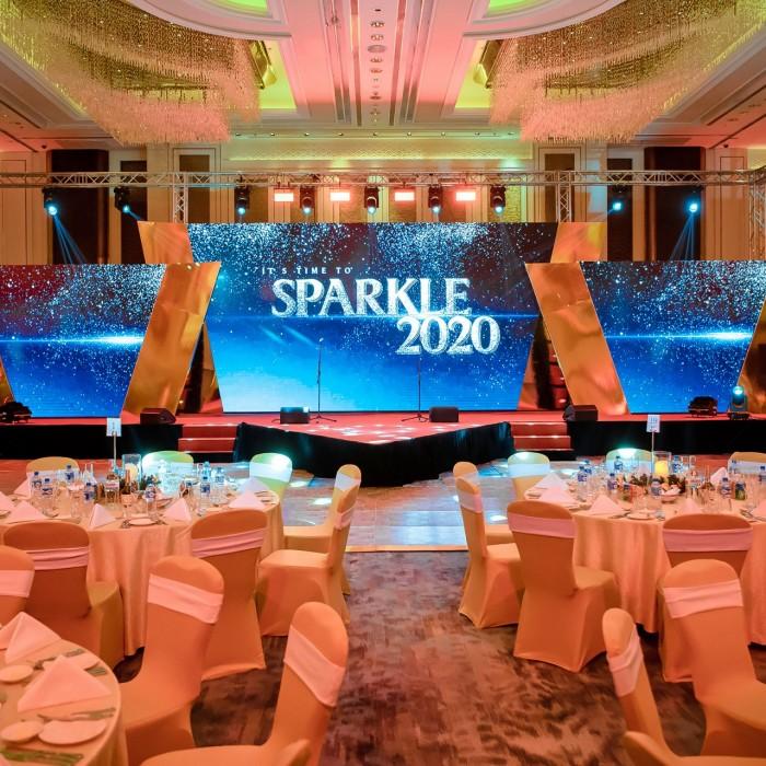 Sparkle 2020 шинэ жил