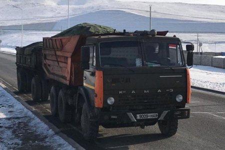 2.5 тонн түүхий нүүрс хот руу оруулахыг завджээ