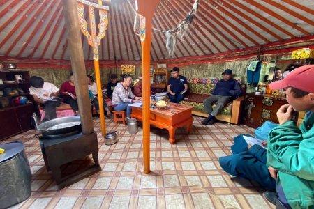 БАМБ-ын гишүүд, ахлагч нарыг чадавхижуулах сургалтыг зохион байгууллаа