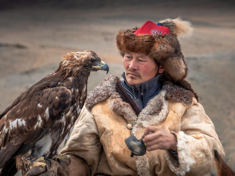 Golden eagle festival