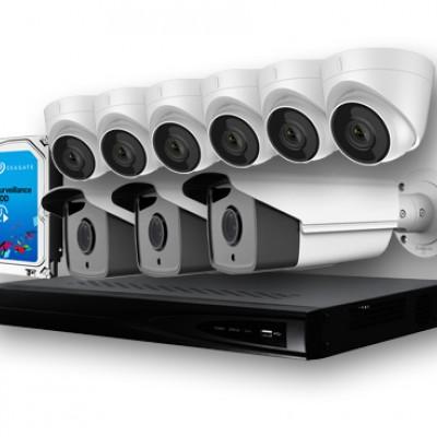 Хяналтын камерны багц: 9 камертай