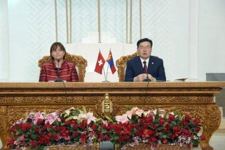 Швейцарын ЭСЯ-ыг Монголд нээх асуудлыг нааштайгаар шийдвэрлэнэ гэдэгт найдаж буйгаа илэрхийлэв