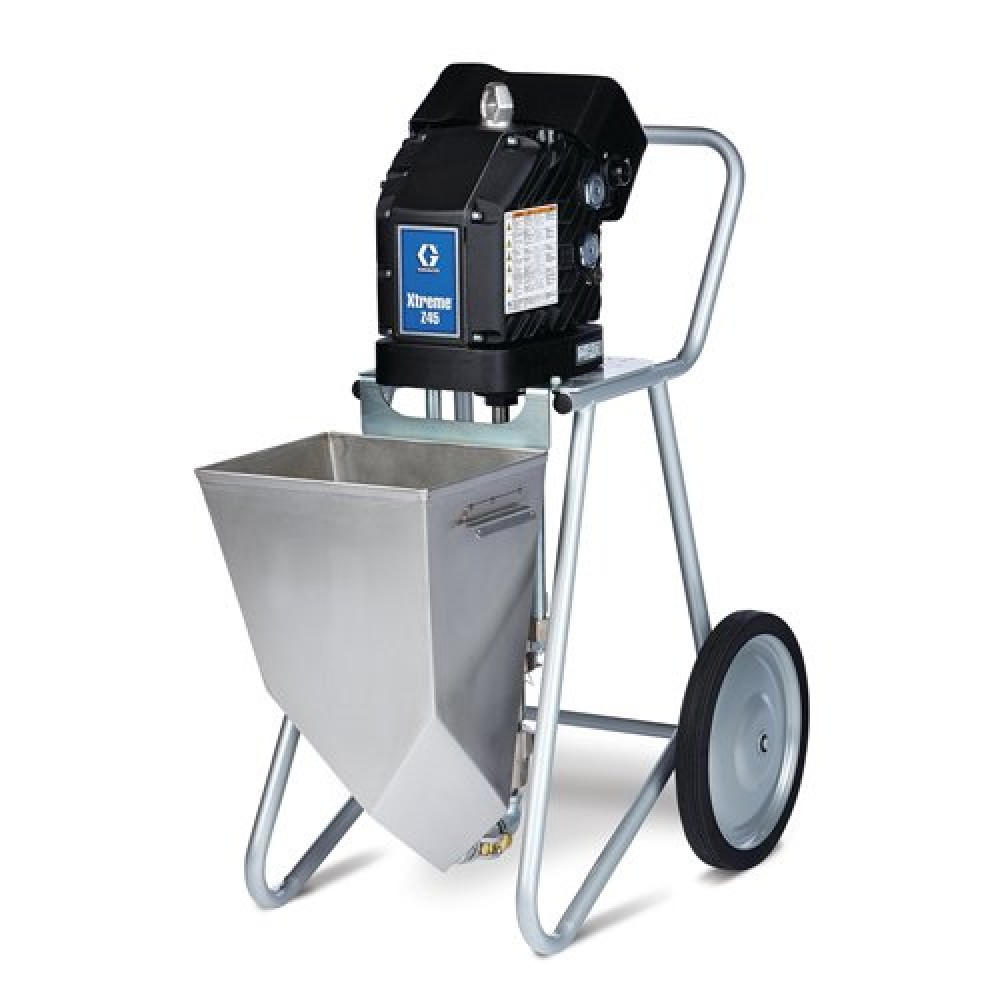 24Y452 - Complete Z45 Electric High Pressure Airless Sprayer with Hose and Gun, Hopper Ready шүршигч төхөөрөмж