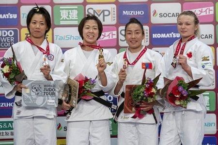 """Д.Сумъяа """"Осака-2019"""" Их дуулга тэмцээнээс хүрэл медаль хүртлээ"""