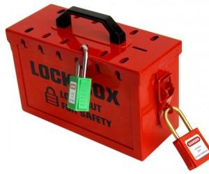 Групп тусгаарлалтын түлхүүрийн хайрцаг