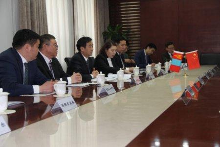 Монгол, Хятадын барилга, хот байгуулалтын хөрөнгө оруулалтын чуулга уулзалт боллоо
