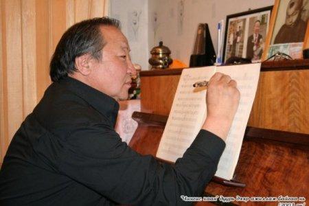 Монголын сонгодог урлагийн ДОМОГ Б.ШАРАВ тэнгэрийн оронд заларлаа
