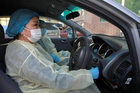 Өрхийн эмнэлгүүдэд 45 жолооч сайн дураараа ажиллажээ