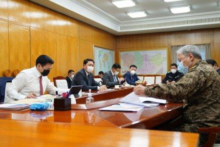 Улсын онцгой комиссын шуурхай штабын ажиллах журмыг шинэчлэв