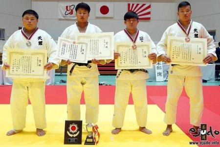 О.Цэцэнцэнгэл Бүх японы аварга шалгаруулах тэмцээнээс хүрэл медаль хүртлээ