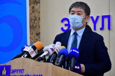 Д.Нямхүү: Коронавирусийн халдвартай 87 хүний биеийн байдал хөнгөн, 27 нь хүндэвтэр байна
