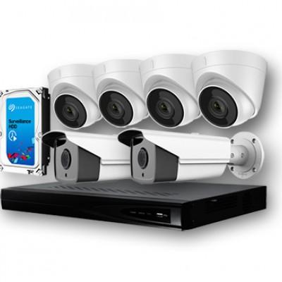 Хяналтын камерны багц: 6 камертай