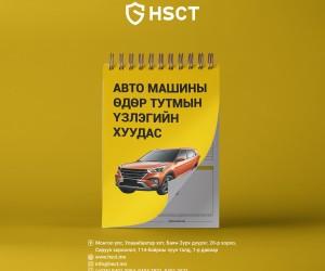 Автомашины үзлэгийн хуудас