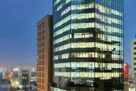 ICC tower Хуйлдаг хөшиг хийлээ Хурлын өрөө гэрэл 100% болон70% хаах 2давхар хөшиг. http://.khaanhushig.mn ХААН ХӨШИГ