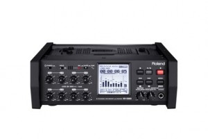 Roland R-88 8 channel audio recorder and mixer