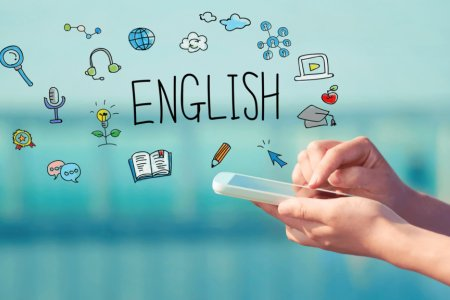 """""""English Culture"""" online competition is held among the freshmen students of the Mandakh University"""