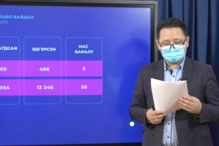 ЭМЯ: 1169 тохиолдол бүртгэгдэж, 5 хүн нас барлаа, маш хүнд 58 хүн байна