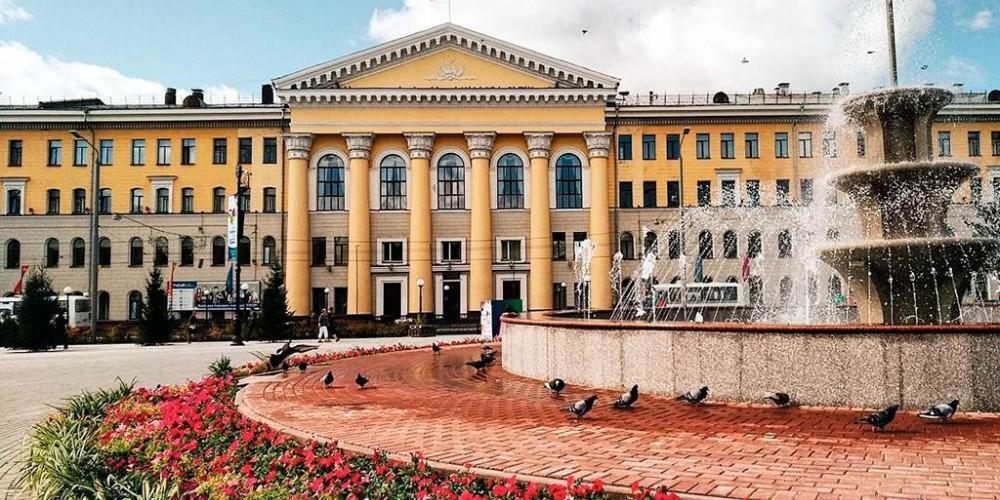 Томскийн удирдлагын систем, радиоэлектроникийн улсын их сургууль