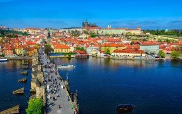 Прага, Чех