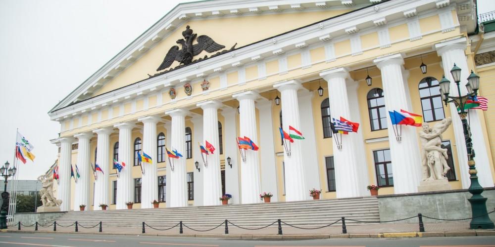 Санкт-Петербургийн уулын улсын их сургууль