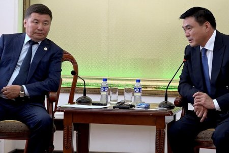Хотын дарга Монголын Барилгын үндэсний Ассоциацын төлөөллүүдийг хүлээн авч уулзлаа
