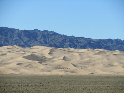 Middle and South Gobi tour for 12 days