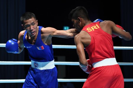 Боксын Азийн АШТ-ээс дөрвөн боксчин медалийн болзол хангалаа