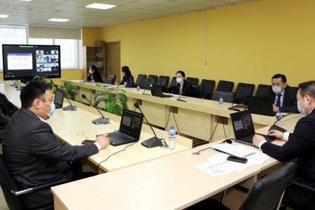 Virtual kick-off meeting was held