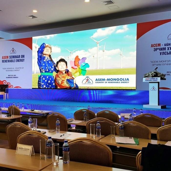ACEM сэргээгдэх эрчим хүчний олон улсын хурал
