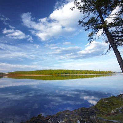 Khuvsgul Lake-North Mongolia
