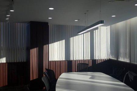 Blue Sky босоо туузан хөшиг хийлээ гэрэл 100% хаах даавуун матирал www.khaanhushig.mn ХААНХӨШИГ ХХК 99634411-90634411-77104411-77014411