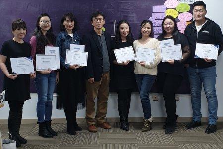 Global HR Course 3 дахь удаагийн төгсөлт боллоо