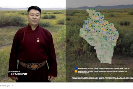 RANGELAND STATE AND TRANSITION MODEL OF GOVI-ALTAI AIMAG