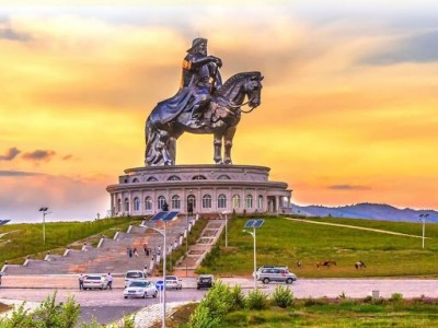 Terelj National Park & Chingis Khaan Statue tour /2 days/