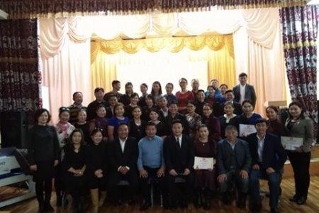 Хөгжмийн багш нарын аймгийн олимпиад амжилттай зохион байгуулагдлаа