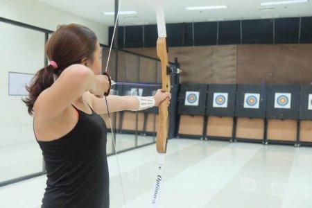 WIild bow archery