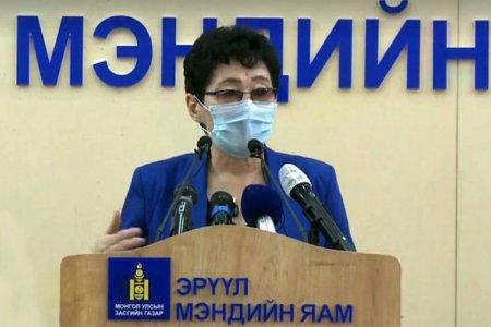 А.Амбасэлмаа: ХӨСҮТ-д эмчлэгдэж байгаа 28 тохиолдлын биеийн байдал тогтвортой дунд