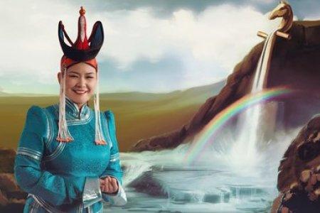 Mongolian long song