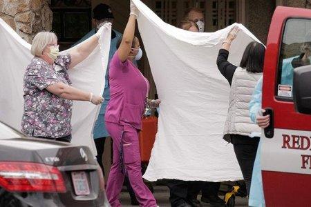 АНУ-д коронавирусийн батлагдсан тохиолдол Хятадаас давлаа