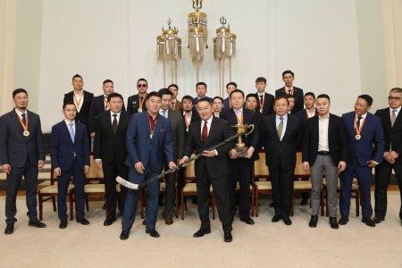 Х.Баттулга: Спортын битүү ордон 2020 онд Улаанбаатар хотод болох Азийн хүүхдийн наадмын бэлтгэл ажлын нэг хэсэг болно