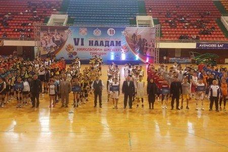 Монголын Хүүхдийн спортын их наадмын шилдгүүд тодорлоо