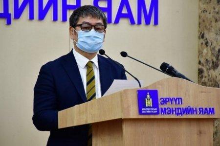 Д.Нямхүү: Коронавирусийн халдварын батлагдсан тохиолдол дөрвөөр нэмэгдэж, 140 боллоо