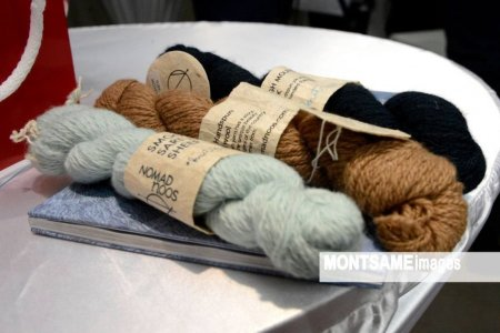 Mongolian yak fiber begins to be put on the global market