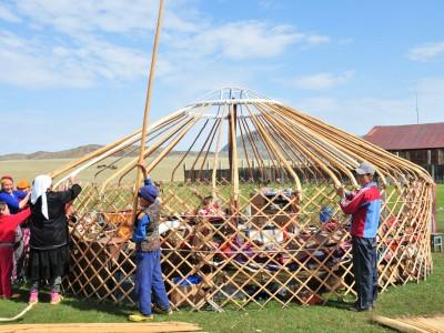 Mongolian Culture tour 5 days/ 4 nights